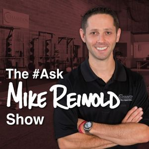 The Ask Mike Reinold Show Podcast Image