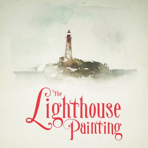 The Lighthouse Painting