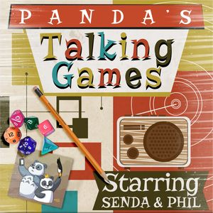 Panda's Talking Games