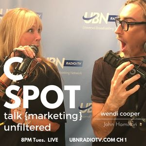C Spot Talk [Marketing] Unfiltered Podcast Image