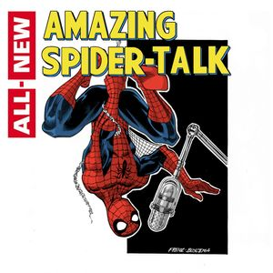 Amazing Spider-Talk: A Spider-Man Podcast Podcast Image