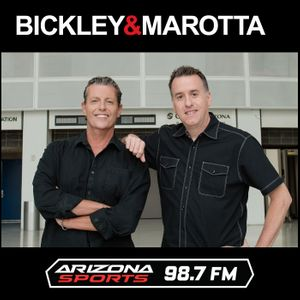 Bickley & Marotta Podcast Image
