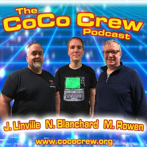 The CoCo Crew Podcast Podcast Image