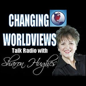The Sharon Hughes Show Podcast Image