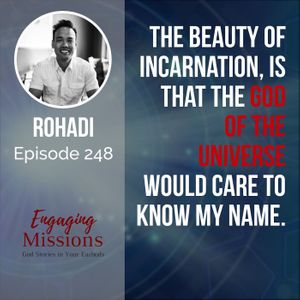 Thrive. Ideas to lead the church in post-Christendom, with Rohadi – EM248