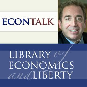 EconTalk Podcast Image