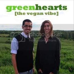 Green Hearts [The Vegan Vibe] Podcast Podcast Image