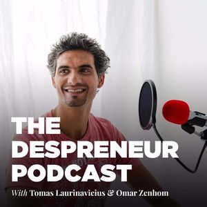 E10: Essential Business Secrets For The Real World With Omar Zenhom