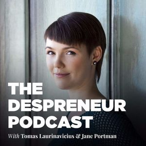 E12: How To Boost Your Design Business Strategy With Jane Portman