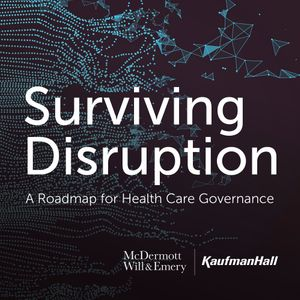 Surviving Disruption: The Signs of Disruption
