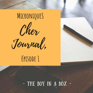 Cher Journal - Microniques #1