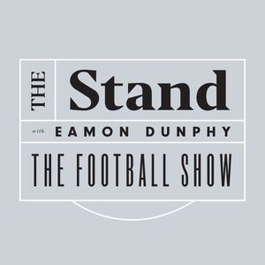 Ep 387: Liam Brady and John Giles talk to Eamon about the week's soccer