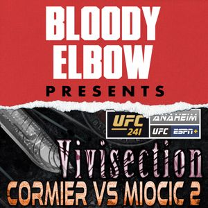 The MMA Vivisection - UFC 241 'Cormier vs Miocic 2' Picks, Odds & Analysis