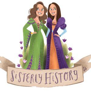 Sisterly History Podcast Image
