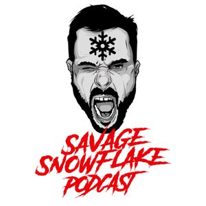 Savage Snowflake with Jeff Leach Podcast Image