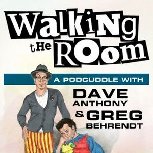 Walking The Room Podcast Image