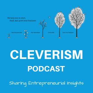 Cleverism Podcast Podcast Image