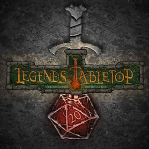 Legends of Tabletop Podcast Podcast Image