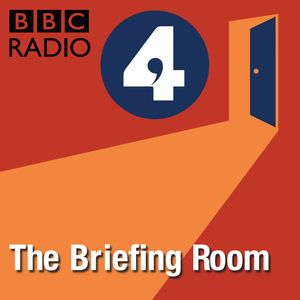 The Briefing Room Podcast Image