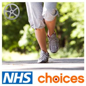 NHS Choices: Keep active Podcast Image