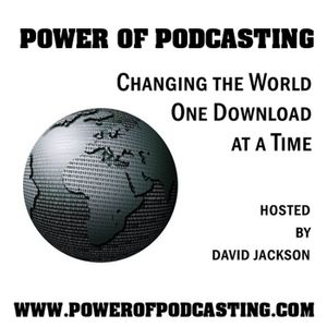 Power of Podcasting Podcast