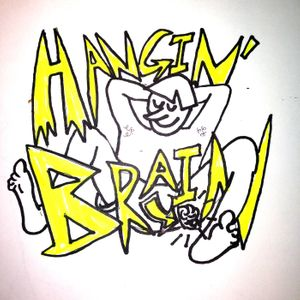 "Hangin' Brain: Episode 8 - SEASON 2 PREMIERE!!!! (Chairlift's Patrick Wimberly, Andrew ""Los Feliz"" VanWyngarden, Miami Sam, Tuborg, and the Craig's List Riddler)"