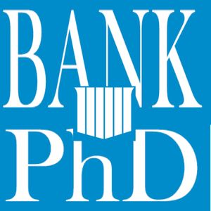 Bank PhD the science of banking Podcast Image