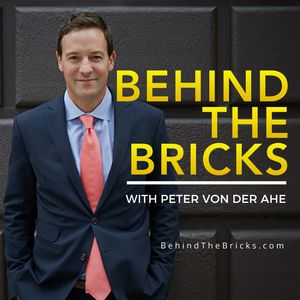 Behind The Bricks Podcast Image