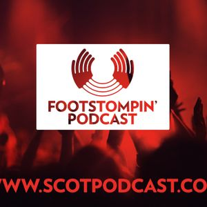 Foot Stompin' Free Scottish Music Podcast No 174 feat Project Smok, Brìghde Chaimbeul, Salt House and many more.