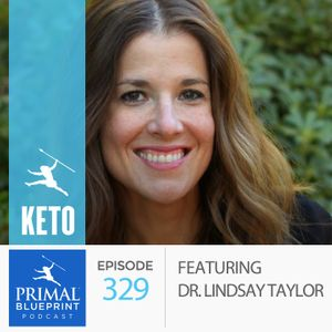 Keto: Lindsay Taylor, Ph.D., Co-Author of Keto Passport