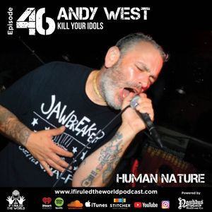 "Andy West ""Human Nature"""