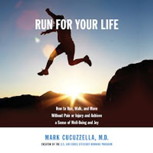 Ep 416 - Run for Your Life Again with Dr. Mark Cucuzzella