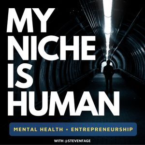 MY NICHE IS HUMAN Podcast Image