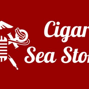 Cigars and Sea Stories Podcast Image