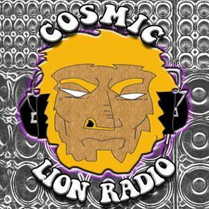 Cosmic Lion Radio Podcast Image