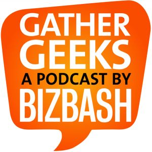 Gathergeeks by Bizbash Podcast Image