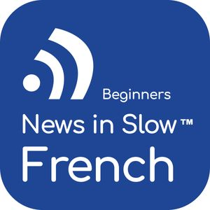 French for Beginners Podcast Image