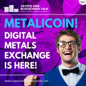 Metalicoin Digital Metals Exchange is here, and it's Golden! #54