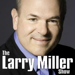 Larry Miller Show Podcast Image