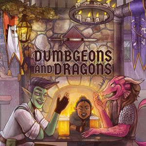 Dumbgeons & Dragons Podcast Image