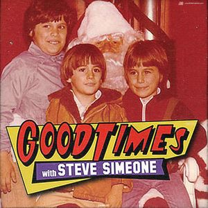 #113 - Sandy Danto - Good TImes With: Steve Simeone