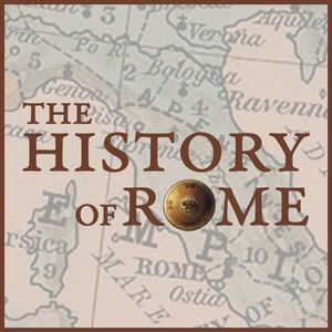 The History of Rome Podcast Image