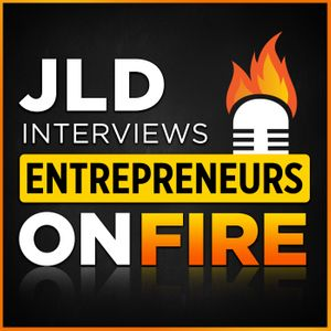 Alexa Entrepreneurs On Fire Podcast Image