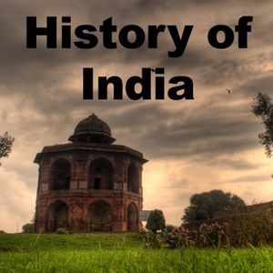 The History of India Podcast Podcast Image