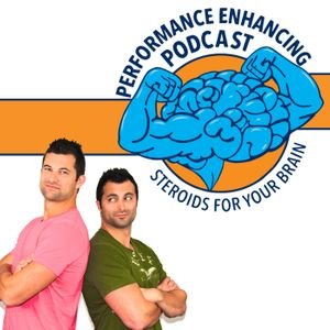 Performance Enhancing Podcast Podcast Image