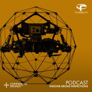 #089 - Indoor Drone Inspections with Patrick Thevoz
