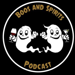 Boos and Spirits Podcast Image