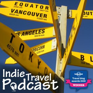 Indie Travel Podcast (enhanced) Podcast Image
