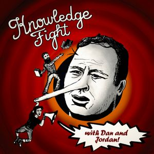 Knowledge Fight Podcast Image