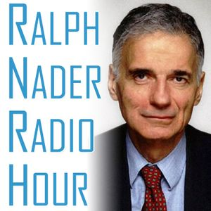 Ralph Nader Radio Hour Podcast Image